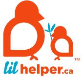 lil helper cloth diaper logo