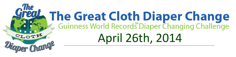 great cloth diaper change 2014 logo