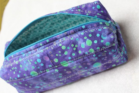 boxy wipes case free pattern