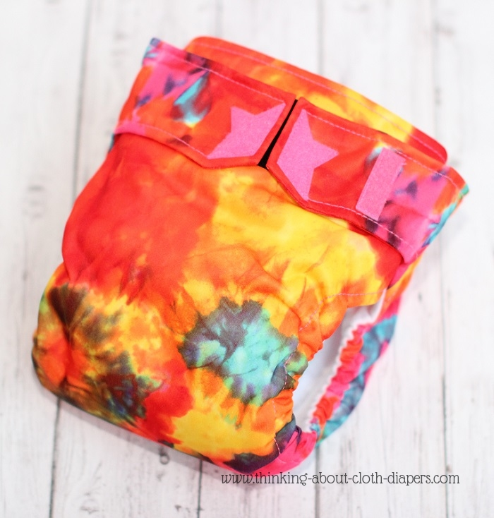 Ragababe easy all-in-one cloth diaper