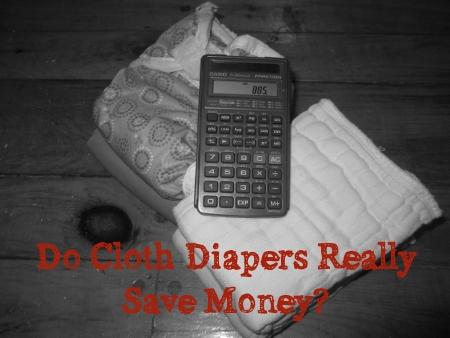 Do Cloth Diapers Save Money