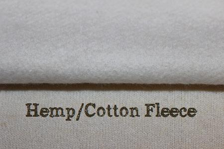 hemp fleece for cloth diaper inserts