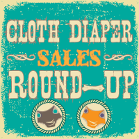 Discount cloth diapers, special savings, and cloth diaper sales
