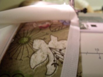 tutorial on how to sew a wet bag