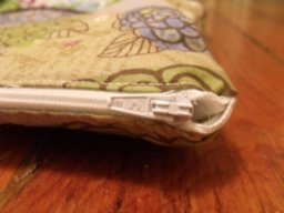 how to make a zippered wet bag