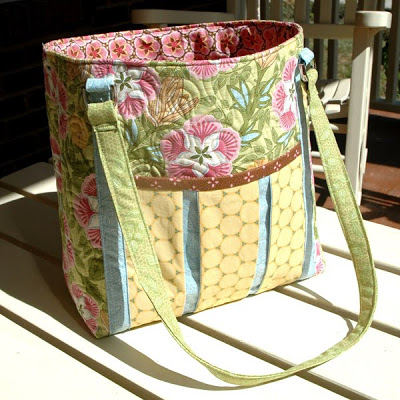 free diaper bag tote pattern