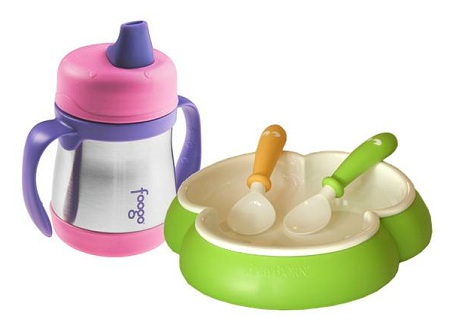 creative baby gifts - feeding accessories