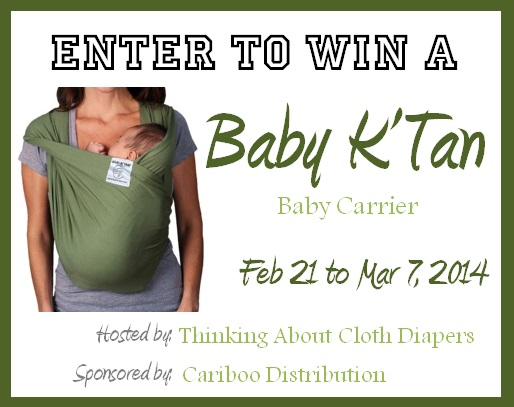 baby ktan giveaway canada