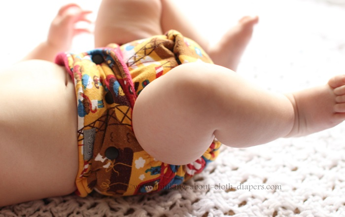 butt-ons hybrid fitted diaper