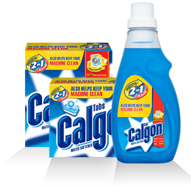 calgon for cleaning cloth diapers