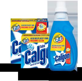 calgon pour nettoyer les couches lavables