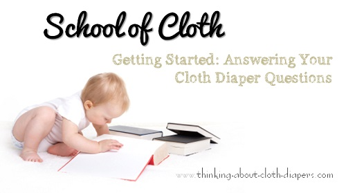 cloth diaper questions