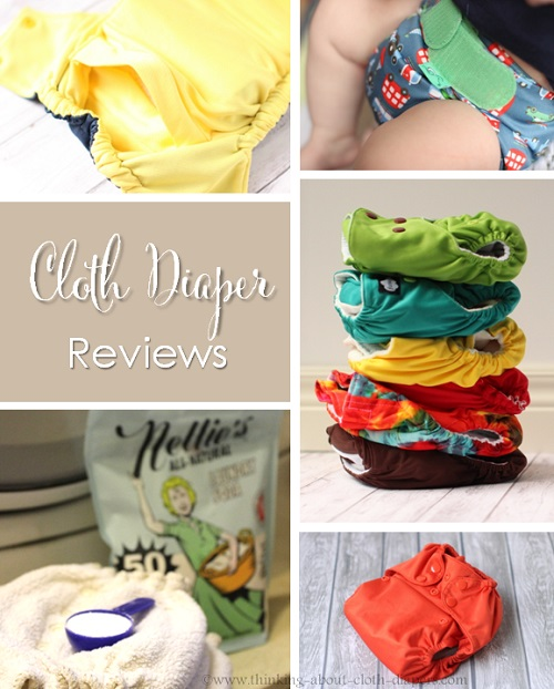 cloth diaper reviews
