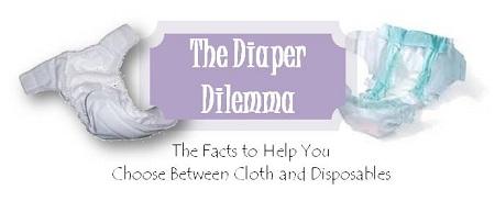 cloth diapers vs disposables