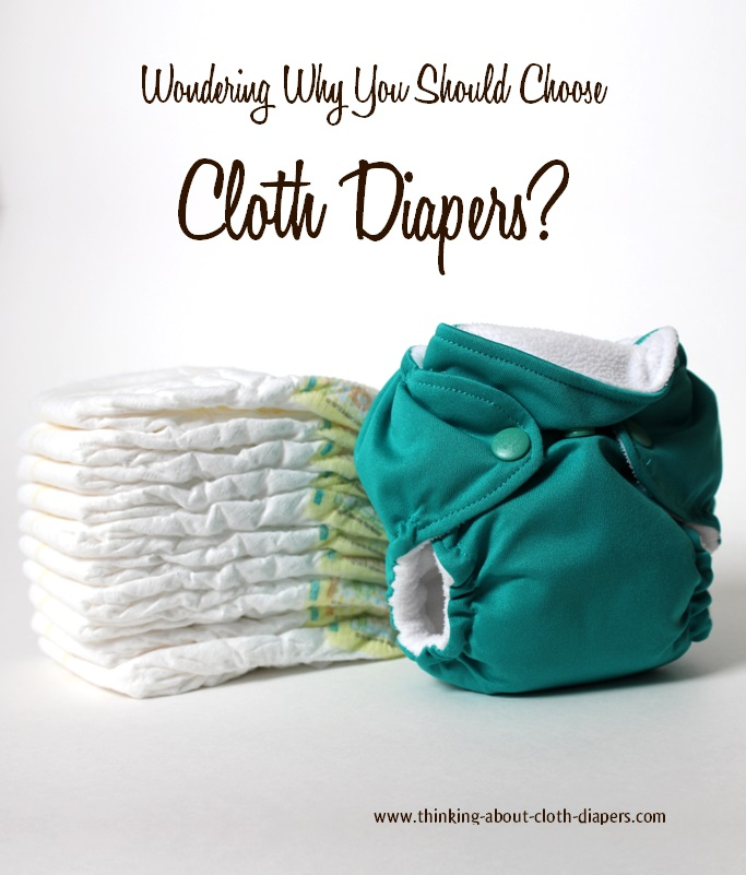 cloth vs disposable diapers - why should you choose cloth