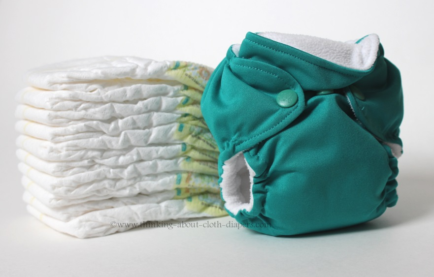 cloth vs disposable diapers