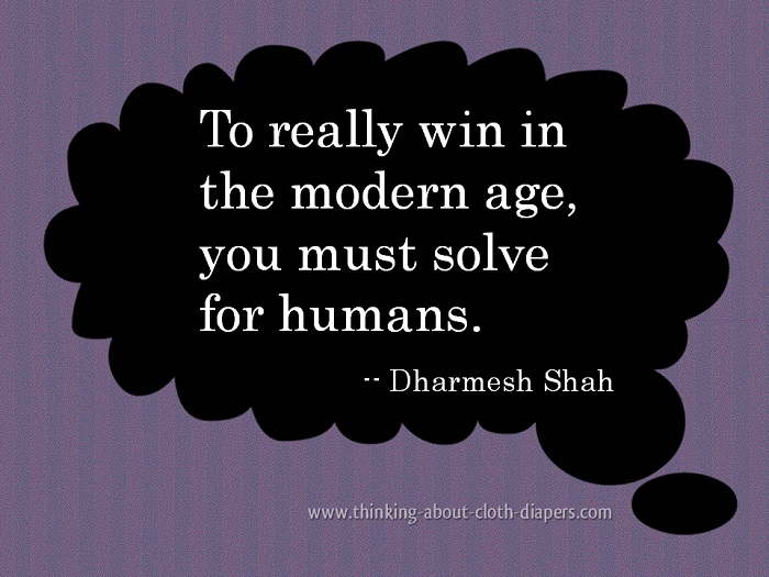 marketing solving problems, dharmesh shah quote