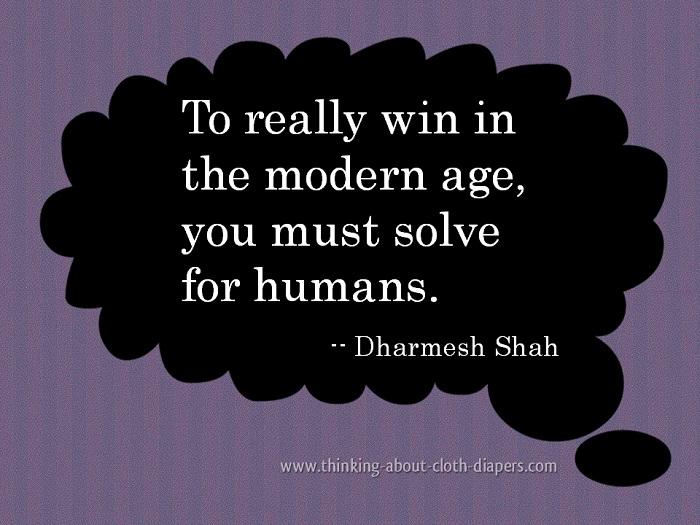 marketing solving problems, dharmesh shah quote