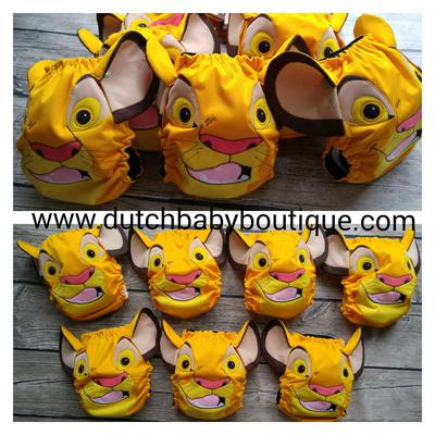 Little Lion by Dutch Baby Boutique