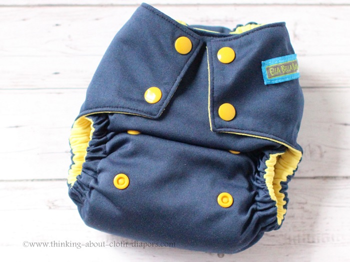ella bella bum cloth diaper