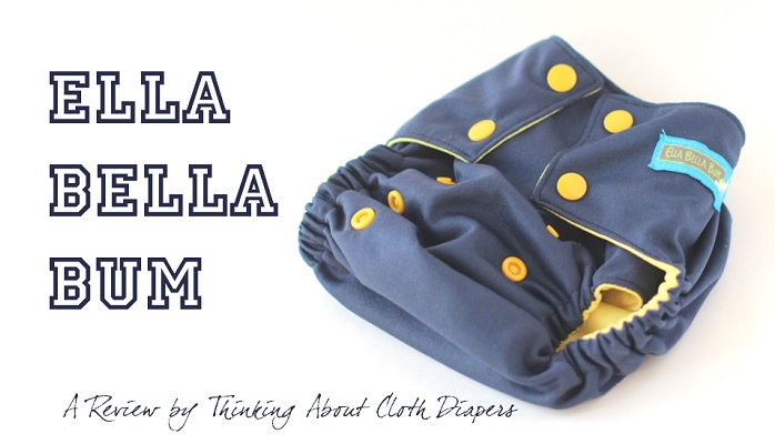 ella bella bum ella'ssentials cloth diaper review