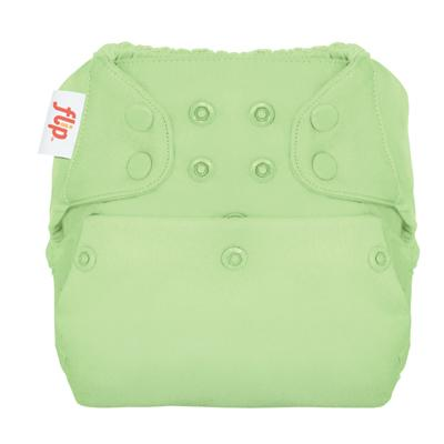 flip organic cloth diaper