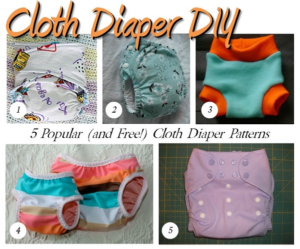 free cloth diaper patterns