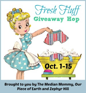 #FreshFluff cloth diaper blog hop