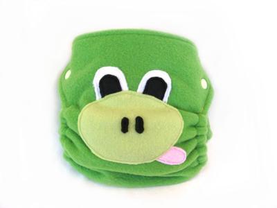 Greenchild - Frog Custom diaper