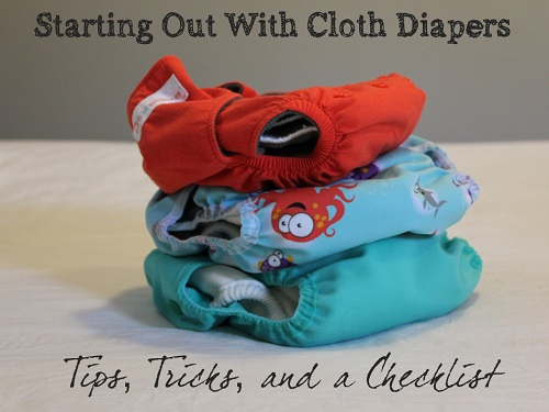 how to cloth diaper