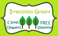 Irresistibly Green Cloth Diaper Store - Free Shipping