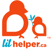 lil helper cloth diaper logo