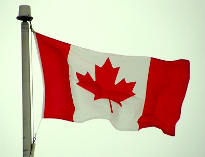 made in Canada flag