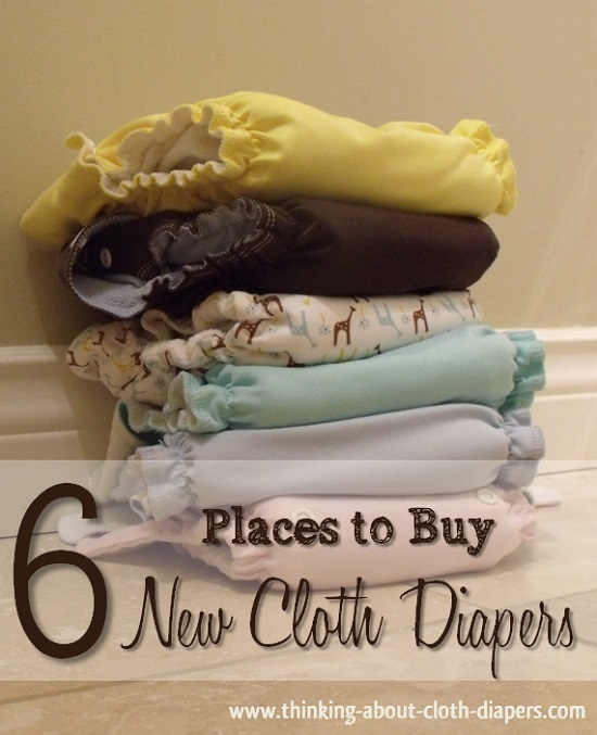 where to buy new cloth diapers