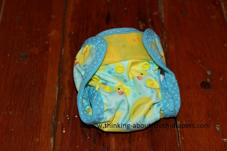 sew your own newborn diaper cover