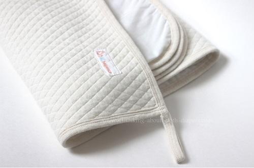 organic baby mattress pad