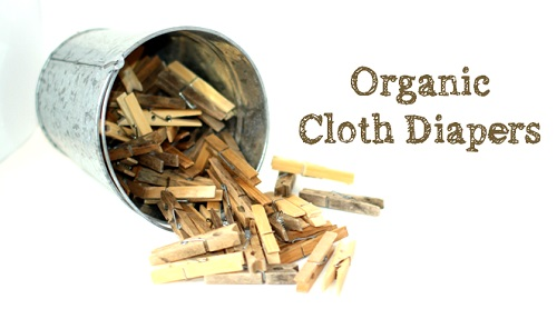 organic cloth baby diapers