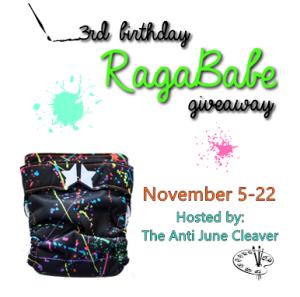 ragababe cloth diaper giveaway