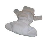 Couche de poche avec insert de couche lavables de microfibre