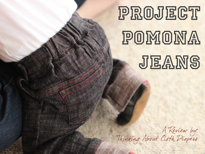 Project Pomona jeans review