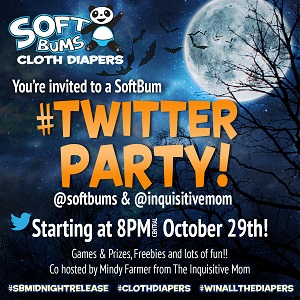 softbums #sbmidnightrelease twitter party
