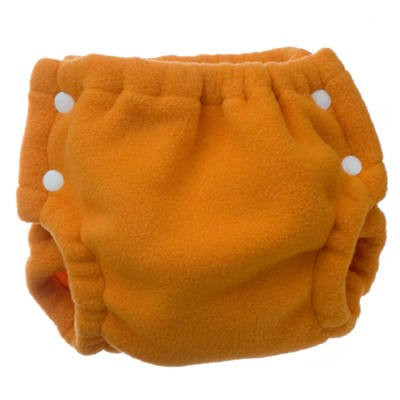 Stacinator fleece diaper cover from Happy Heinys