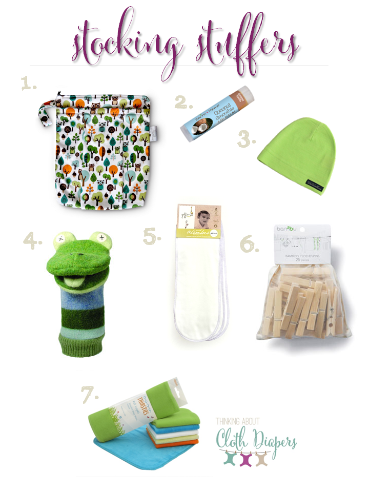 Christmas Gift Guide | stocking stuffer ideas for babies & moms
