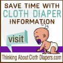 Thinking About Cloth Diaper