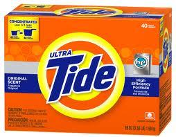 marée pour le nettoyage des couches lavables