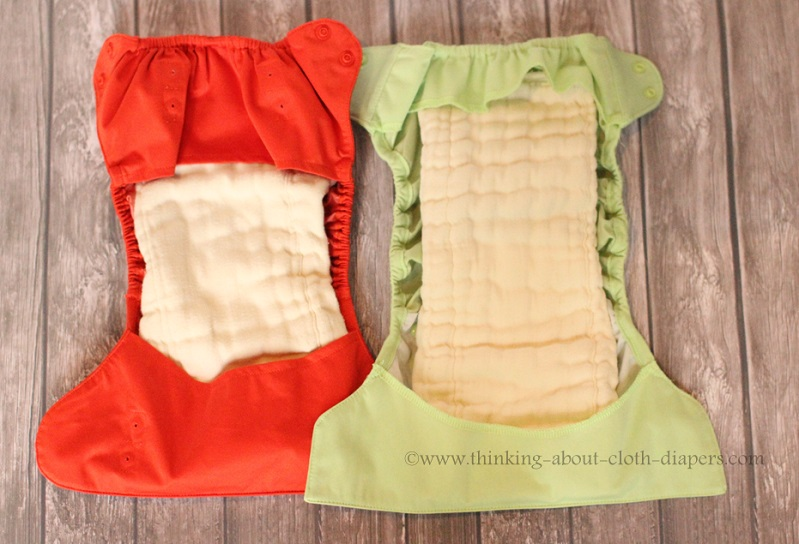 tushmate vs flip diaper cover