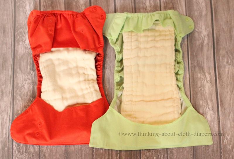 tushmate vs flip diaper cover