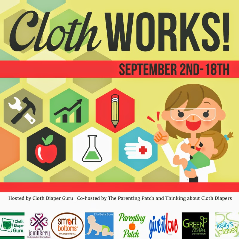 cloth WORKS! giveaway