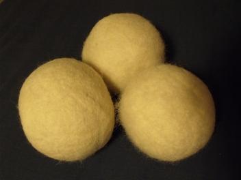 wool druer balls