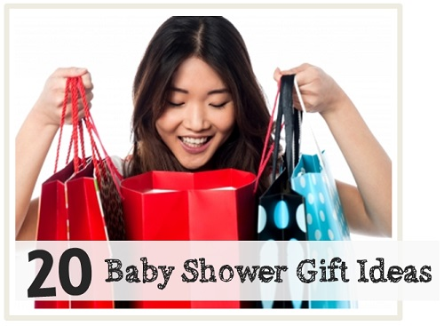 gifts for baby showers